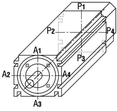 Extruded Motors Series E